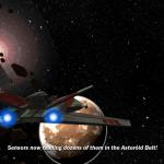 Alpha Squadron - Asteroid Rendezvous